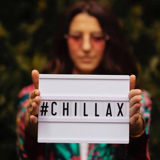 chillax nedir